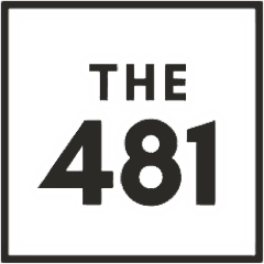 The 481 small logo